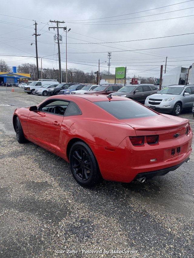 2013 Chevrolet Camaro LS Coupe 6-Speed Automatic